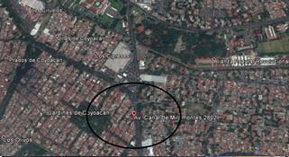1 de 2: Terreno en venta jardines de coyoacan