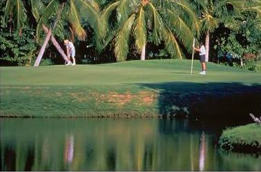 6 de 17: campo de golf