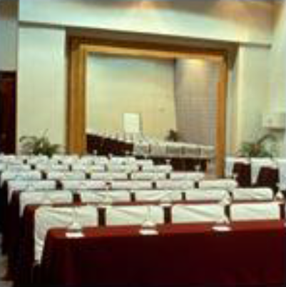 16 de 17: sala de conferencias