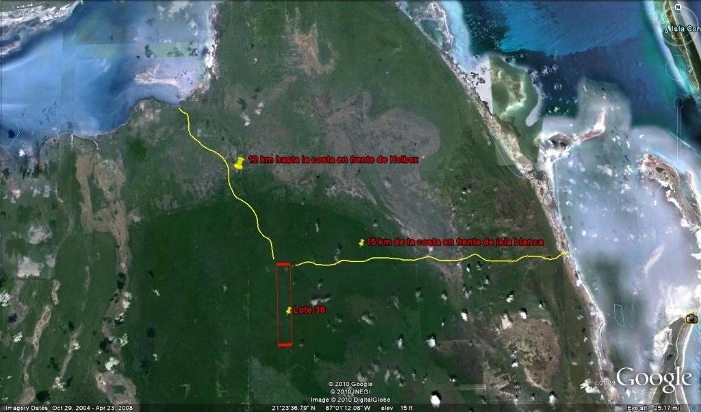 1 de 5: Terreno comercial en venta Isla Mujeres