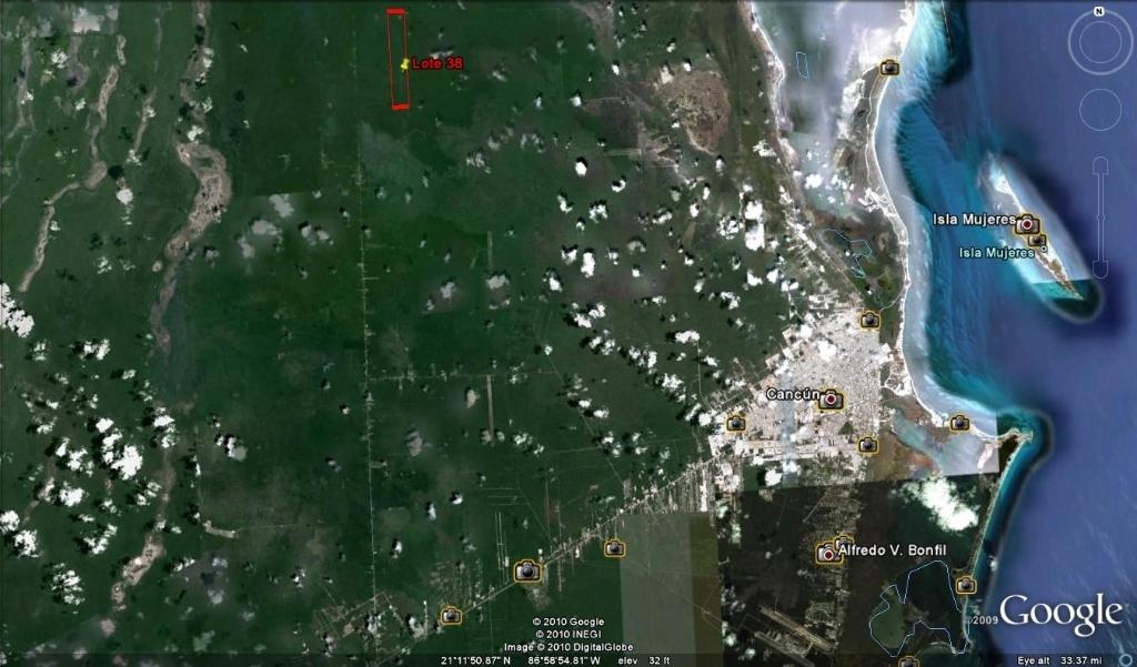 2 de 5: Terreno para uso comercial en venta Isla mujeres