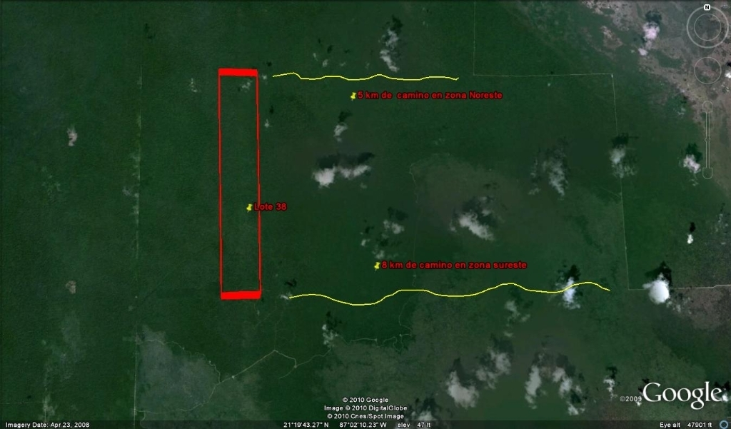 5 de 5: Terreno comercial en isla mujeres