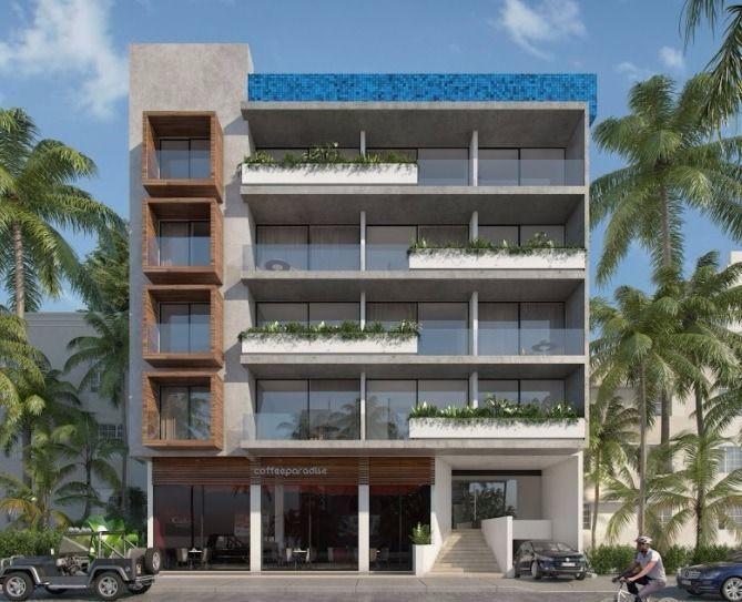 1 de 9: Nuevo desarrollo en Playa del Carmen