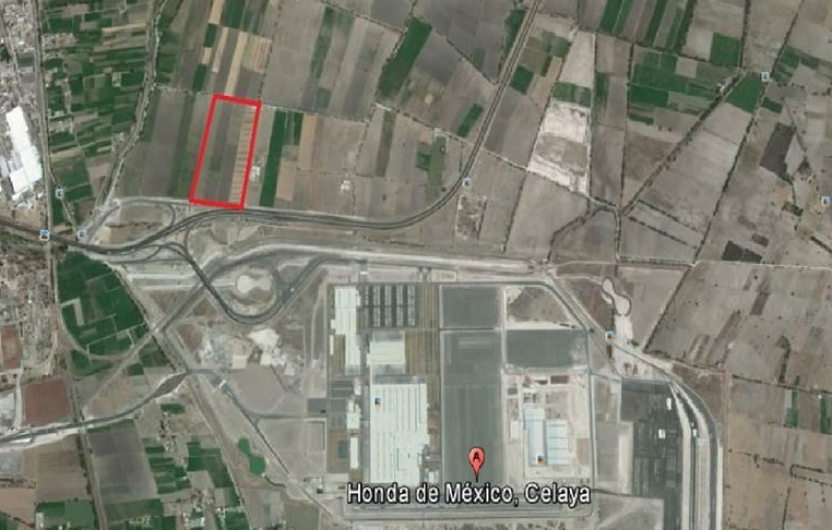 1 de 3: Terreno en venta en Guanajuato