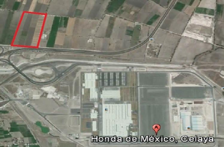3 de 3: Lote en Venta Celaya Guanajuato