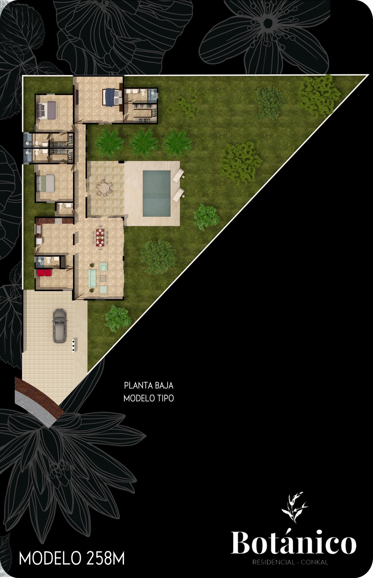 7 de 20: Planta Arquitectónica