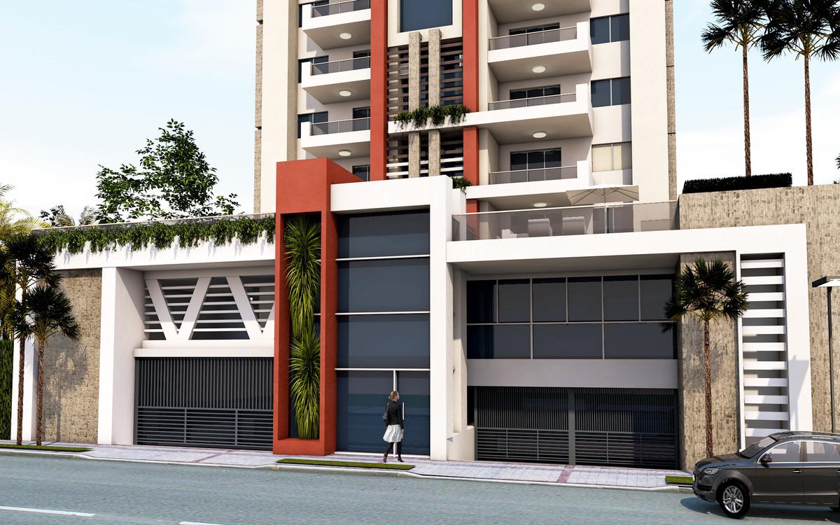 1 de 7: Venta Apartamento 2da con Terraza y Piscina en Bella Vista