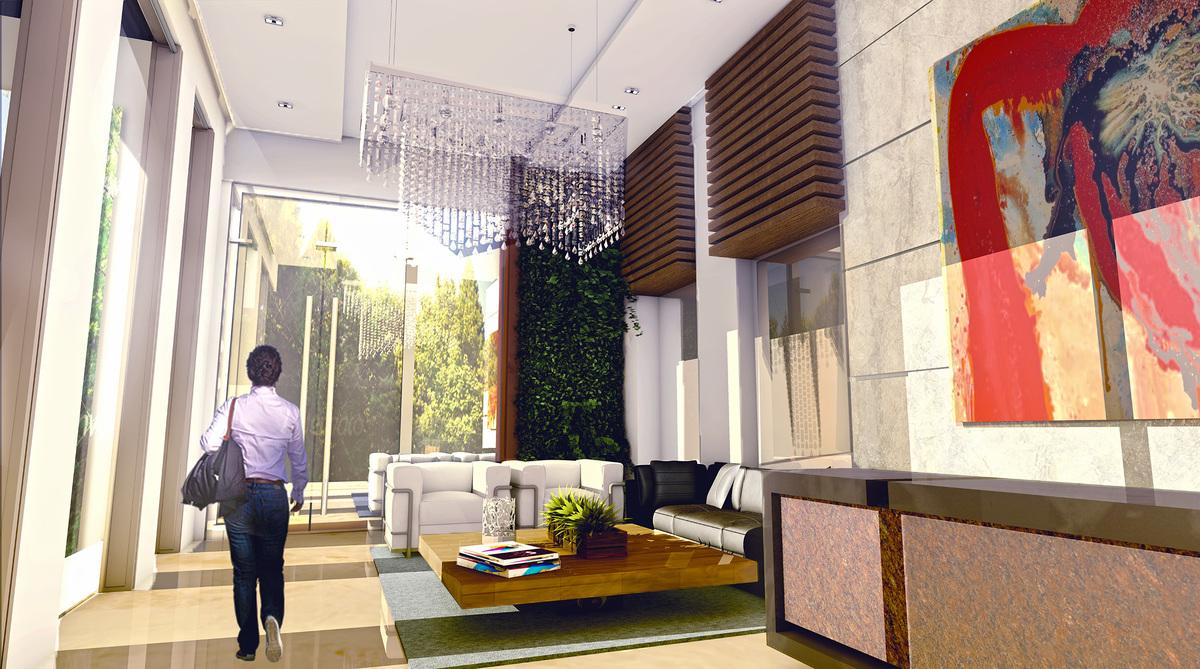 4 de 7: Venta Apartamento 2da con Terraza y Piscina en Bella Vista