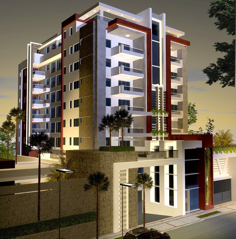 2 de 7: Venta Apartamento 2da con Terraza y Piscina en Bella Vista