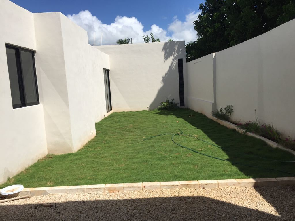 5 de 7: Jardín interior