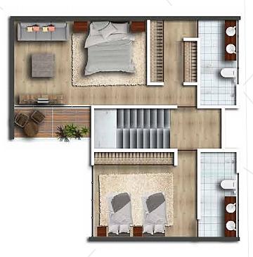 9 de 10: Plano primer piso