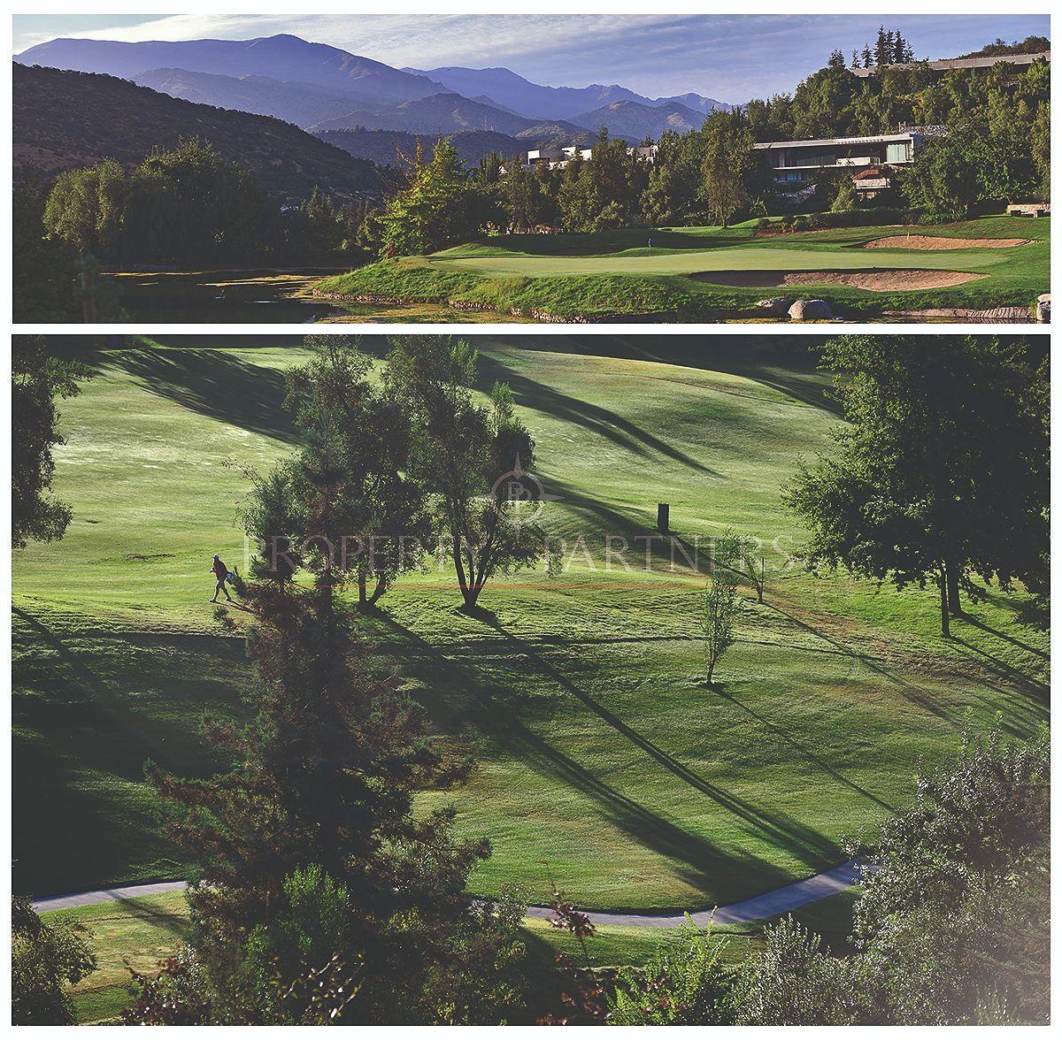 5 de 6: Cancha de Golf de nueve hoyos