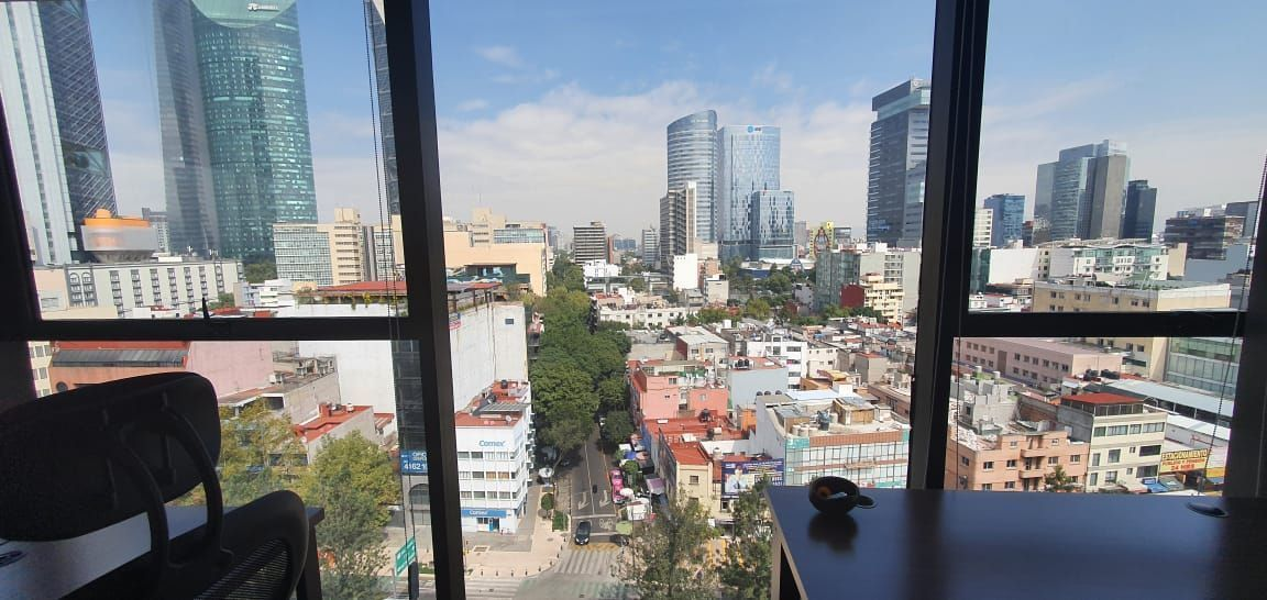 5 de 15: vista de oficina