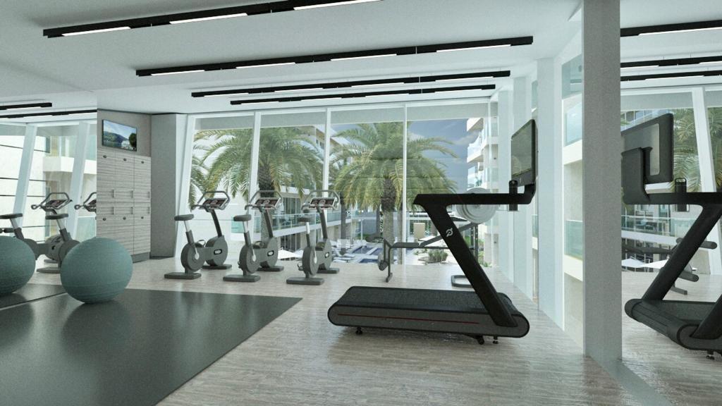 2 de 9: gym