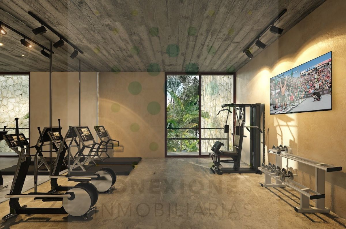 4 de 12: Gym