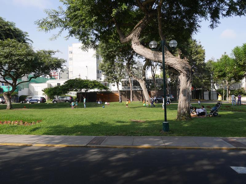 18 de 21: Exclusivo Parque Melitón Porras