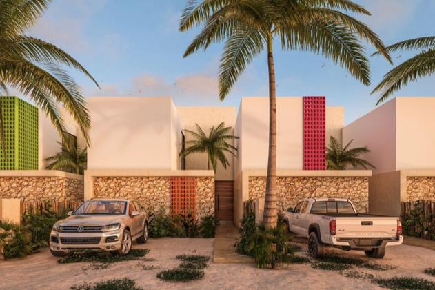 1 de 12: casa en la playa, casa en venta en la playa, playa yucatan