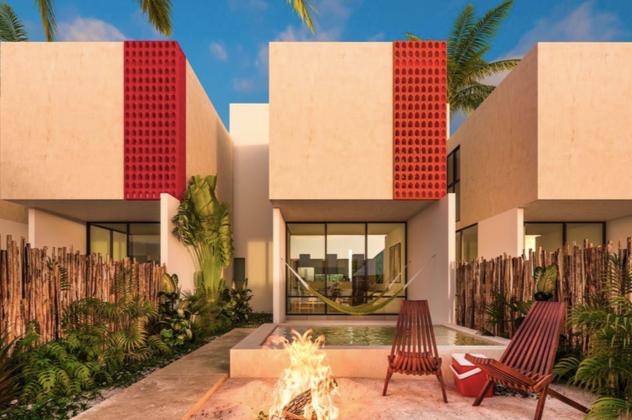 3 de 12: casa en la playa, casa en venta en la playa, playa yucatan