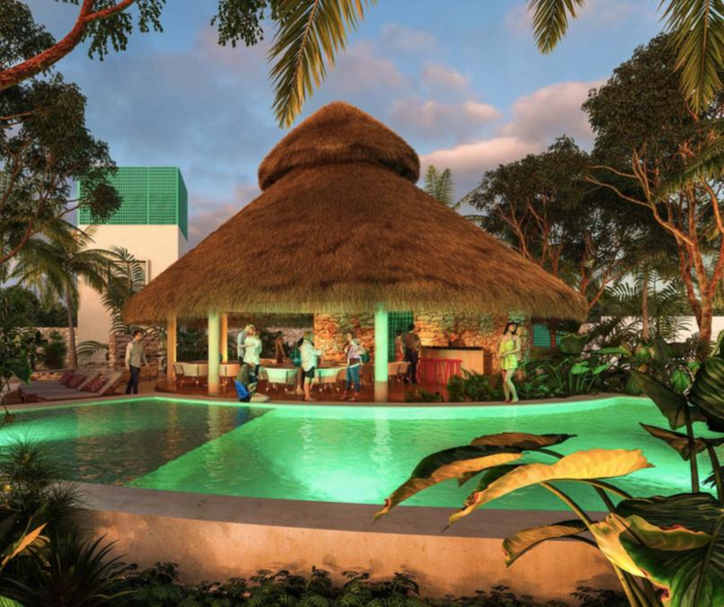 5 de 12: casa en la playa, casa en venta en la playa, playa yucatan