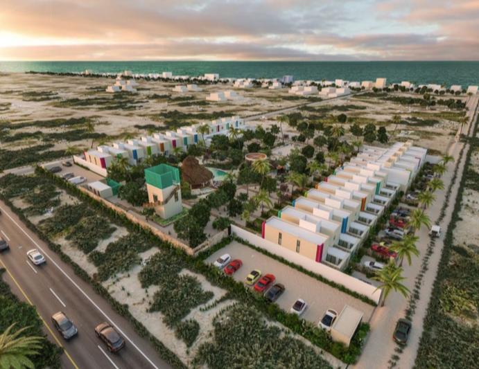 10 de 12: casa en la playa, casa en venta en la playa, playa yucatan