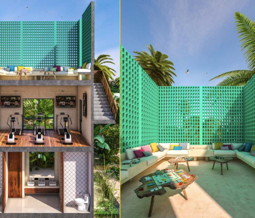 11 de 12: casa en la playa, casa en venta en la playa, playa yucatan