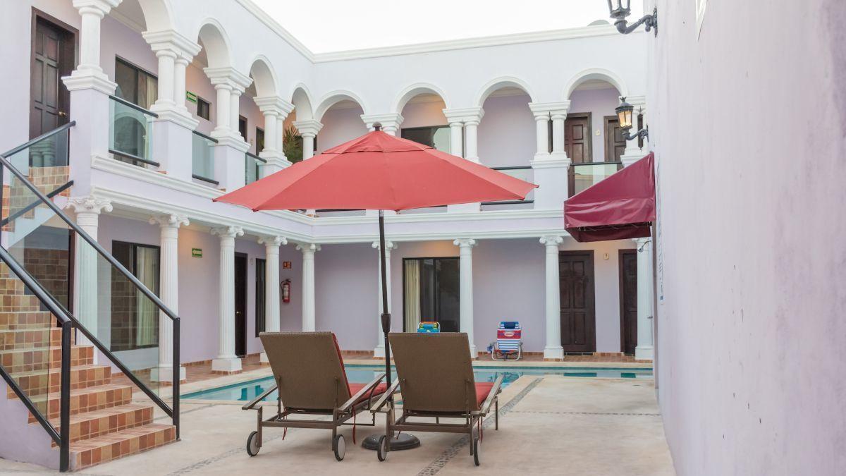 4 de 21: HOTEL EN VENTA EN MERIDA YUCATAN FUNCIONANDO CHICHEN REALTY