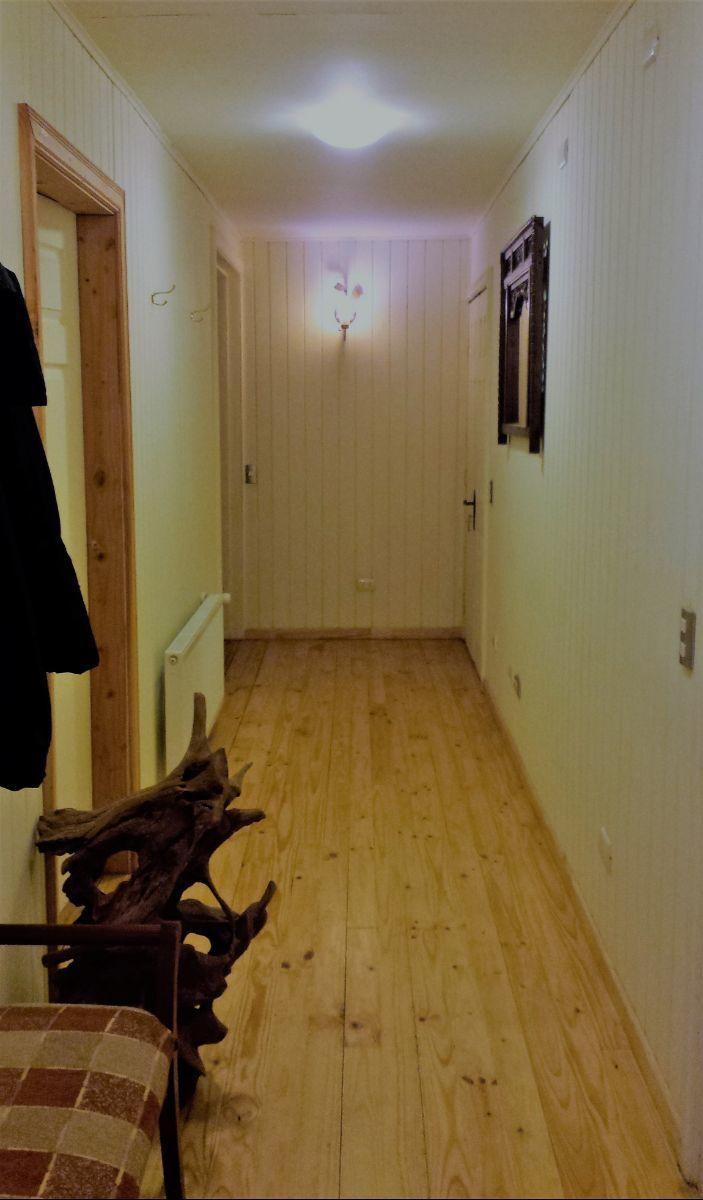 9 de 14: Pasillo interior.