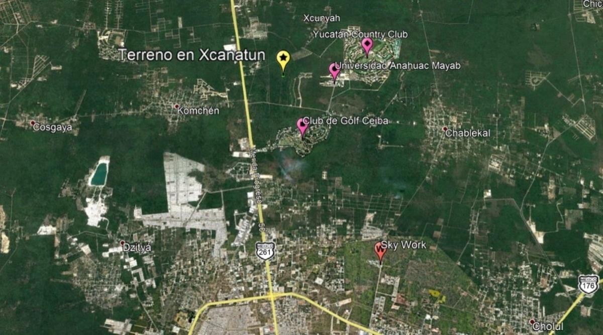7 de 12: TERRENO EN VENTA AL NORTE DE MERIDA YUCATAN CHICHEN REALTY