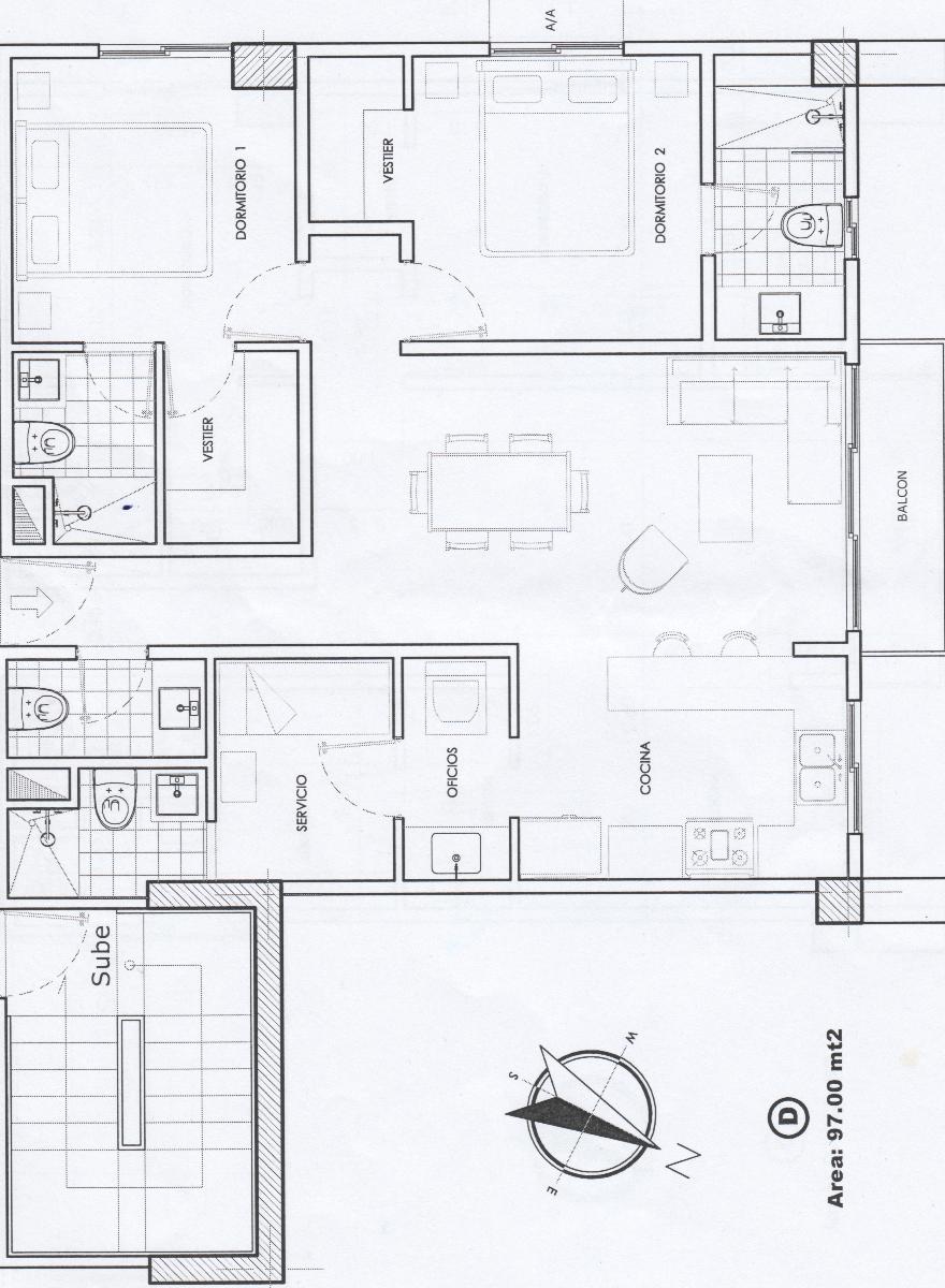 14 de 16: Planta arquitectónica