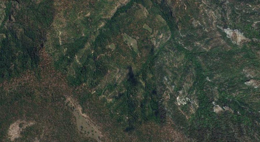 12 de 12: acercamiento satelital
