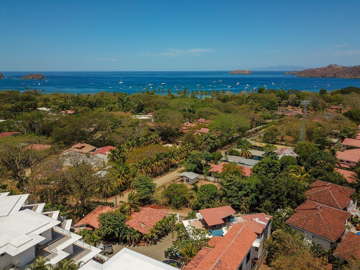 15 of 19: Aerial view of Tucanes community