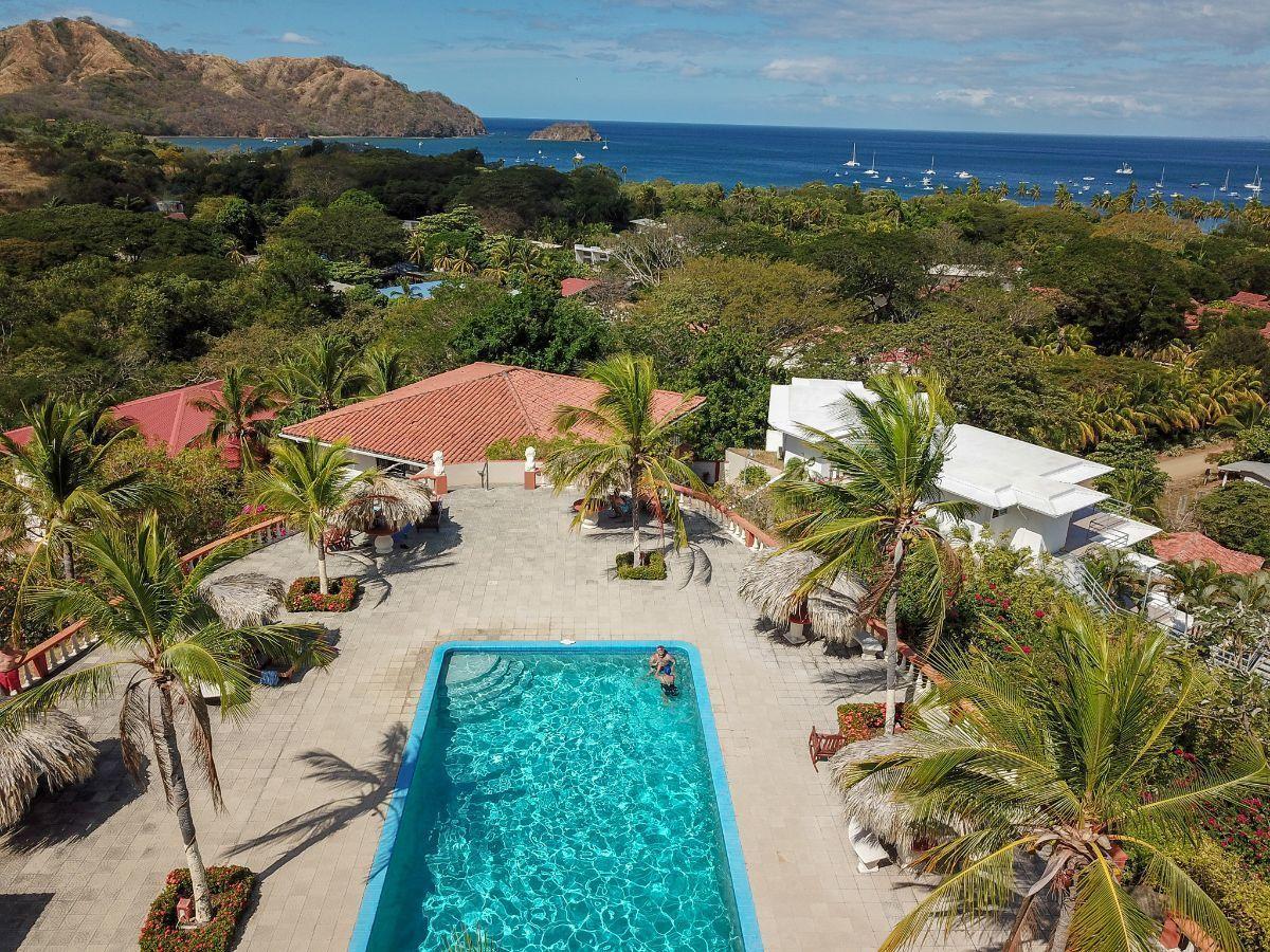 18 of 19: Ocean view community pool